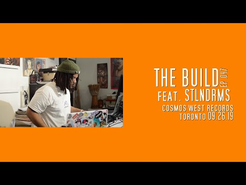 The Build Ep.047 Feat STLNDRMS Inside Cosmos Records West