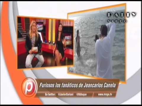 Fans De Gaby Espino Y Jencarlos Canela Estan Muy Enojadas Con Telemundo - Paparazzi Magazine