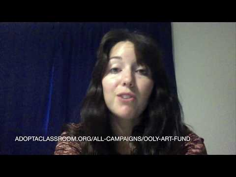 OOLY Art Fund Grant Submissions