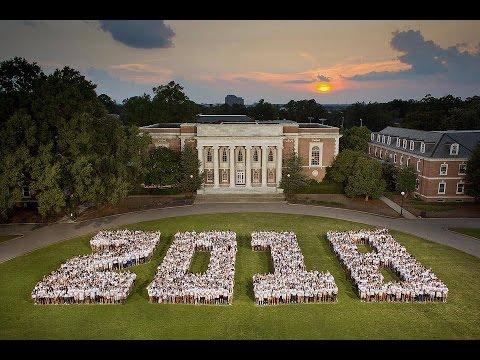 Duke University Class of 2018 Photo on East Campus