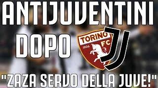 ANTIJUVENTINI dopo Torino - JUVENTUS 0-1 |