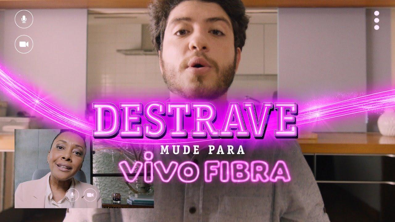 Vivo Fibra - Destrave Home Office