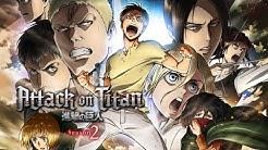 Attack on Titan Staffel 2, Ep. 1, OmU