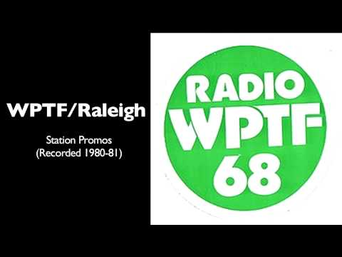 WPTF Radio: 1980-81 Promos