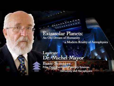 Dr. Michel Mayor - The 2015 Kyoto Prize Commemorative Lecture in Basic Sciences