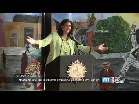 10/13/17 North Nashville Celebrates Expansion of Music City Circuit