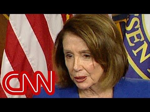 Nancy Pelosi: No money in legislation for Trump's wall