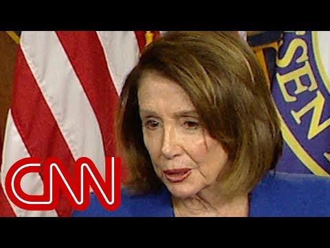 Nancy Pelosi: No money in legislation for Trump's wall Mp3