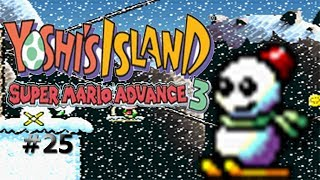 Plataformas para esquiadores/Yoshi´s Island: Super Mario Advance 3 #25
