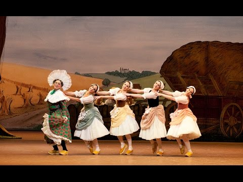 Why Royal Ballet dancers love La Fille mal gardée (The Royal Ballet)