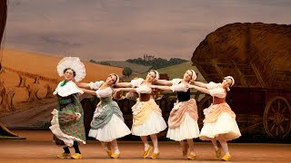 Members of The Royal Ballet introduce La Fille mal gardée (The Royal Ballet)