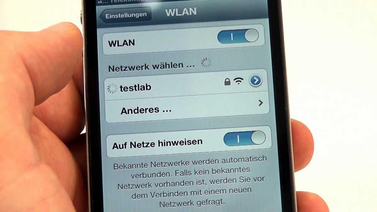 wlan passwort mit iphone hacken