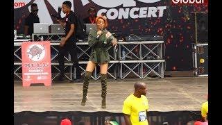 NANDY kweye Jukwaa la Komaa Concert EFM