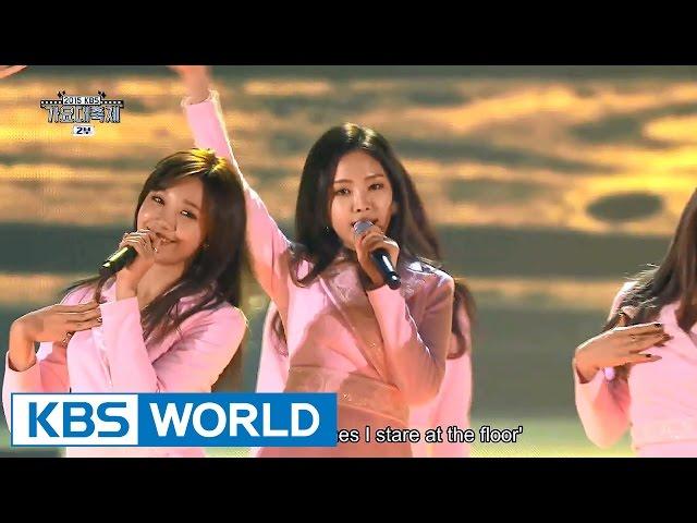Apink - Remember [2015 KBS Song Festival / 2016.01.23]