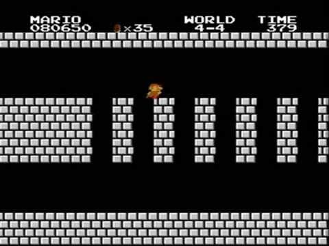 Секреты Super Mario Bros.