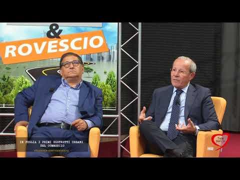 DIRITTO & ROVESCIO 2017-18 IN PUGLIA I PRIMI DISTRETTI URBANI DEL COMMERCIO
