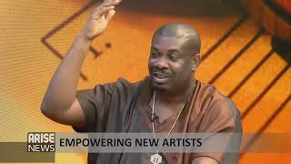 Don Jazzy on the Business of Music on the Global Business Report