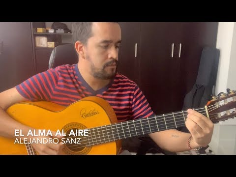"""alejandro-sanz---""""el-alma-al-aire""""-(acordes)"""