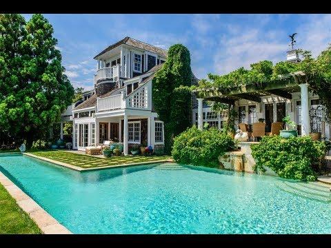 Intriguing Waterfront Home in Bridgehampton, New York