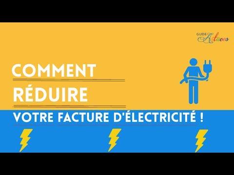 5 astuces pour économiser l'énergie et réduire sa facture d'électricité