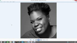 Leslie Jones Fighting The Wrong Battle