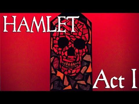 Bear River High School: HAMLET - Act I (Oct. 2017)