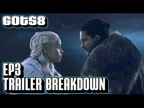 Game Of Thrones Season 8 Episode 3 Trailer Breakdown   GoT S8E3 Official Promo