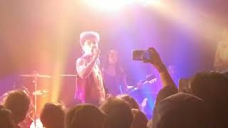 Greta Van Fleet - 10-19-2017 Safari Song live in Los Angeles (last song & walk off)