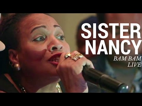 Sister Nancy - 'BAM BAM' Live Paterson, New Jersey 2017