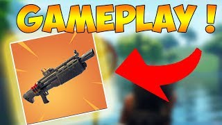 [FORTNITE] GAMEPLAY NOUVEAU POMPE LOURD !