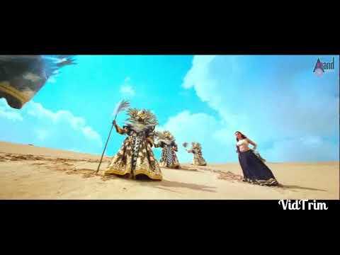 Anjaniputra Geetha Hd Video..