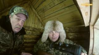 На охоту на Буране Охотничьи экспедиции
