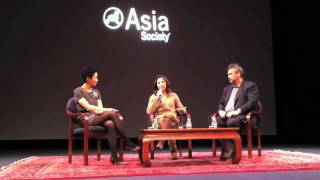 Michelle Yeoh and Luc Besson on The Lady, their film about Burmese Leader, Aung San Suu Kyi Thumbnail