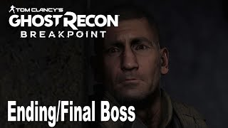Ghost Recon Breakpoint - Ending and Final Boss [HD 1080P]