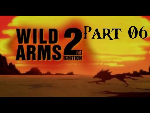 Lancer Plays Wild ARMS 2 - Part 06: Cat Attack