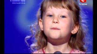 Диана Козакевич - Украина имеет талант 3 ФИНАЛ