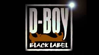 Oldschool D-Boy Black Records Compilation Mix by Dj Djero