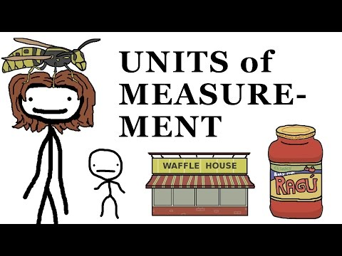 Obscure Units of Measurement