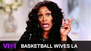 Basketball Wives LA | Shaunie O'Neal Isn't Having Brandi Maxiell Calling Her A Bitch | VH1
