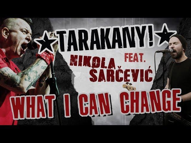 Tarakany! feat. Nikola Sarcevic (Millencolin) — What I Can Change (Lyric Video)