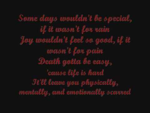 Many men- 50 cent (lyrics)