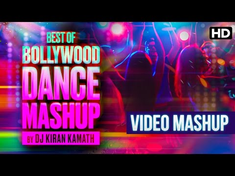 🎼Best Of Bollywood Dance Mashup Video By Kiran Kamath🎼