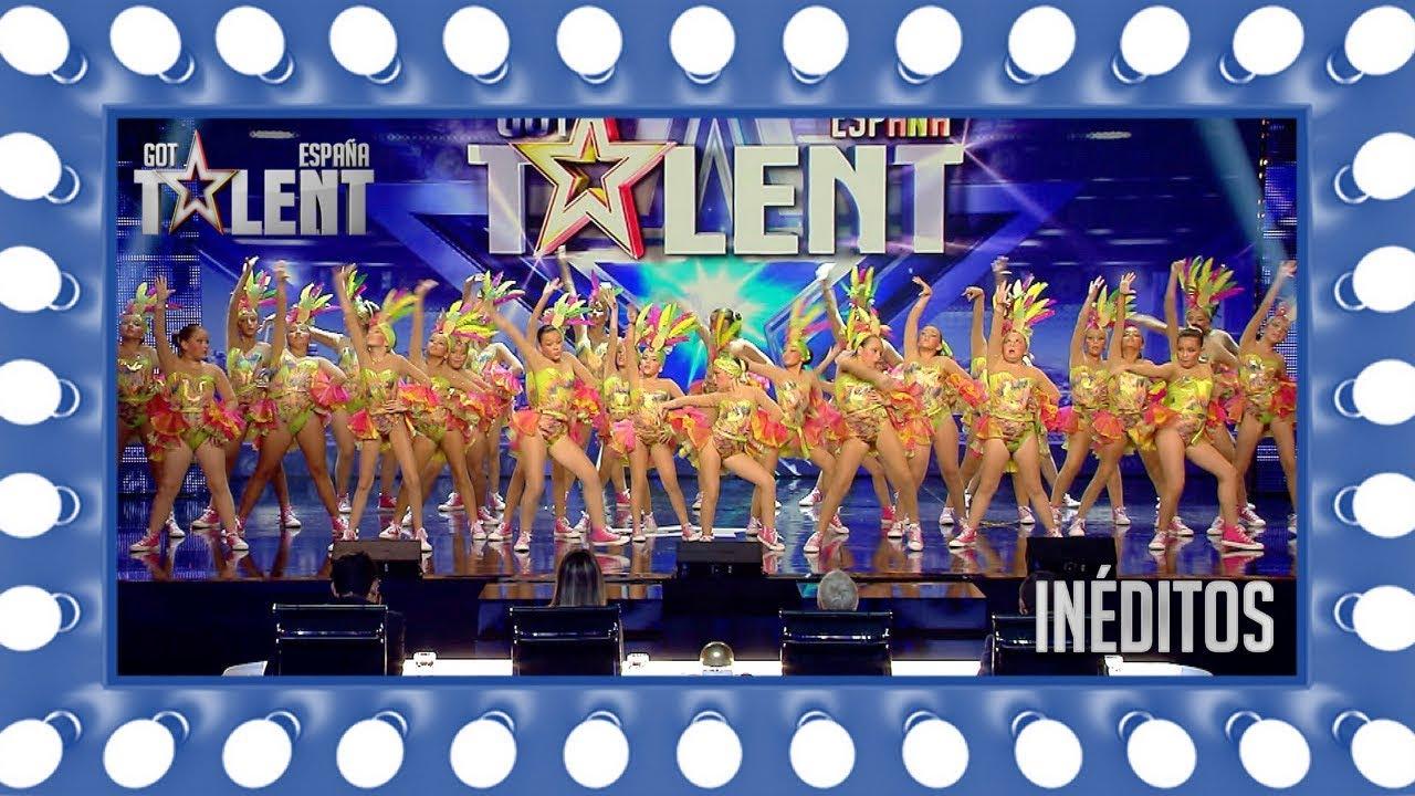 ¡El carnaval y el colorido llega con estos niños bailarines! | Inéditos | Got Talent España 2018