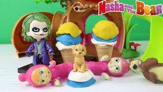 Maşaların Başına Ne Geldi? Joker Maşalara Ne Yapıyor? Koca Ayı Maşaları Kurtarabilecek'mi?