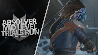 ABSOLVER Mid Level TRÏALS RUN and an INTERESTING Fighter...