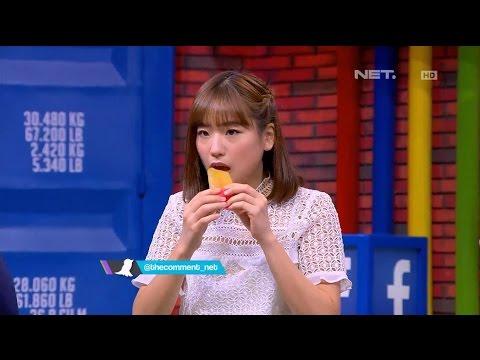 Haruka JKT48 Malah Ketagihan Es Krim Rasa Mie Ayam Bawang