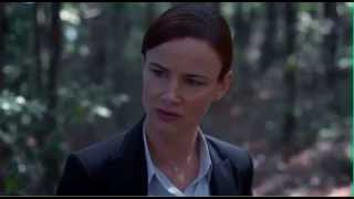 Secrets and Lies episode 9, Miles Mussenden and Juliette Lewis