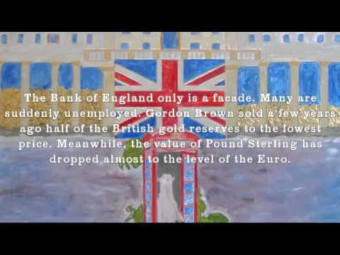 Global Financial Crisis • Global Collapse of the Fiat Money Euro US Dollar & Pound Sterling