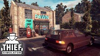 Thief Simulator - First Look - Simul8Gaming