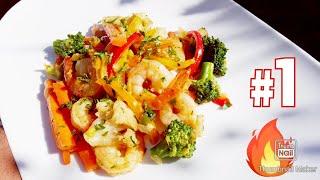 (VLOG11) Best Garlic spicy Cajun shrimp (#recipe)